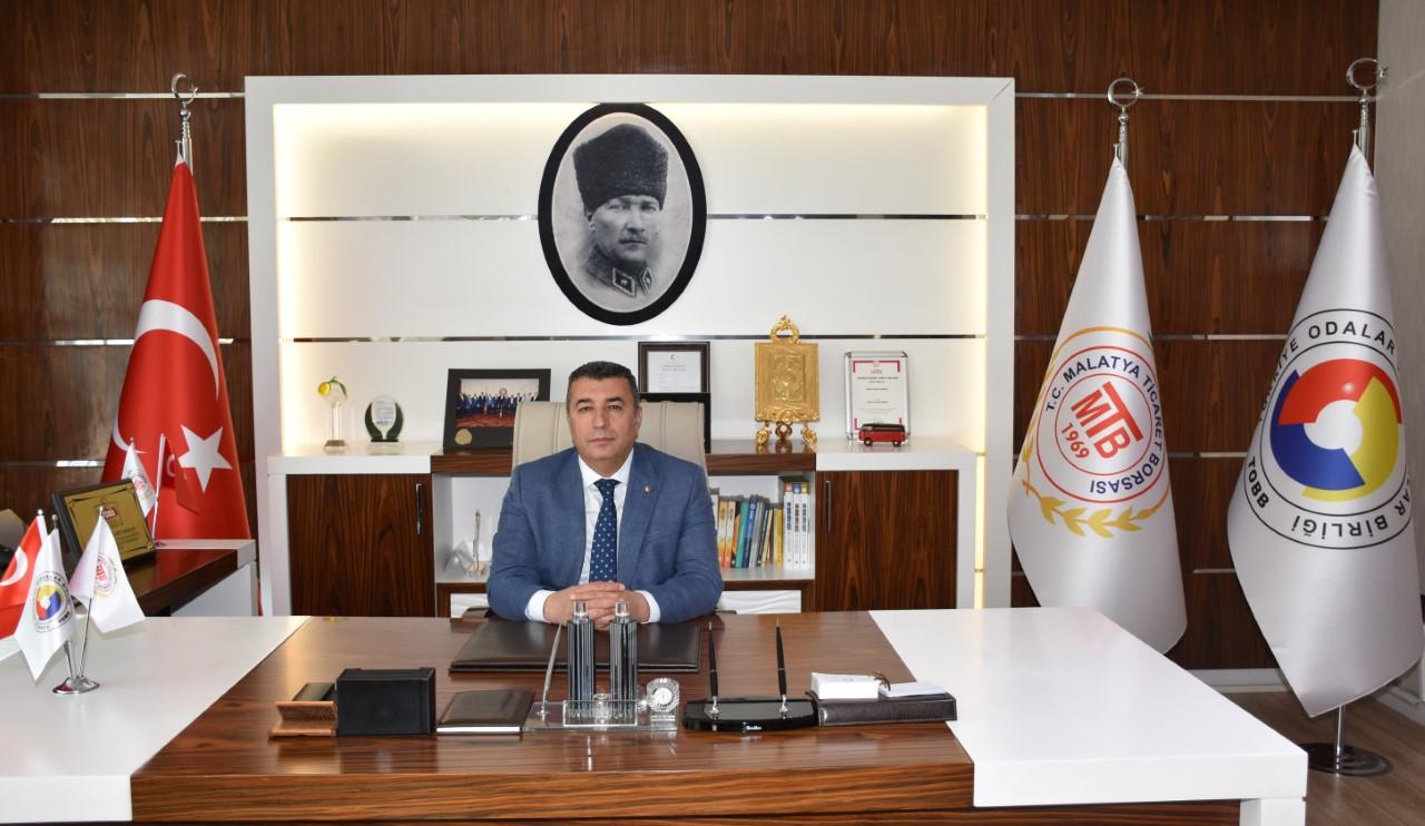 Başkan Özcan'ın Kurban Bayramı Mesajı