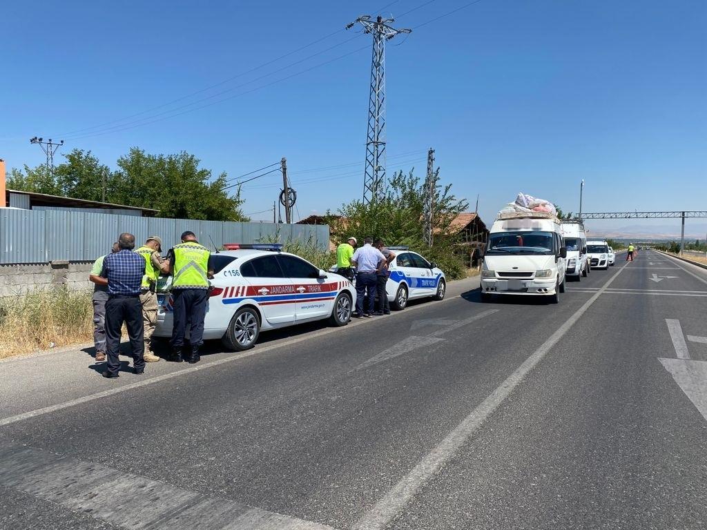 Kurban Bayramı Süresince  Sıkı Trafik Tedbirleri uygulanacak