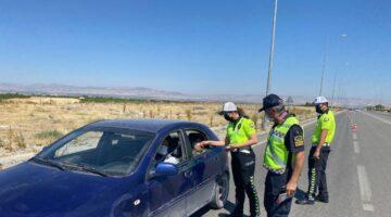 Kurban Bayramı Öncesi Trafik Tedbirleri Sıklaştı