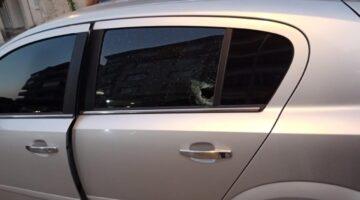 Araç Kurşunlama olayına karışan Şahıs Yakalandı