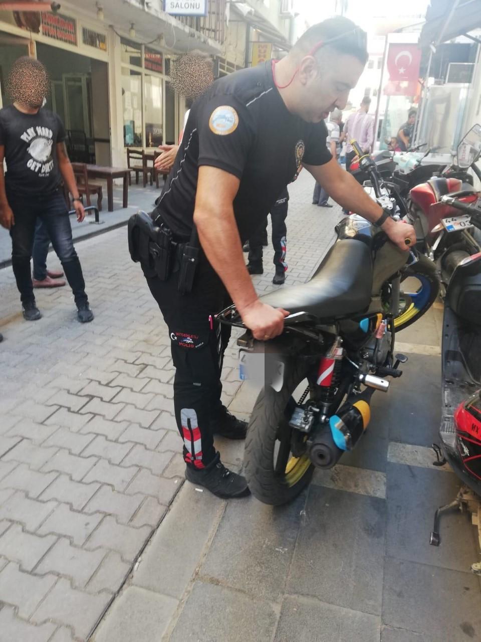 Çevreye Rahatsızlık Veren Motosikletlere karşı etkili denetim