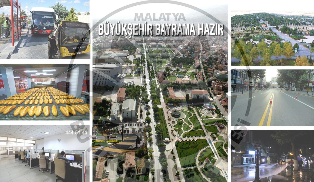 Büyükşehir Belediyesi Bayram Süresince Teyakkuzda Olacak
