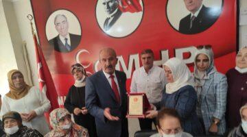 Milliyetçi Hareket Partisi Malatya Yeşilyurt İlçe Teşkilatına büyük katılım…