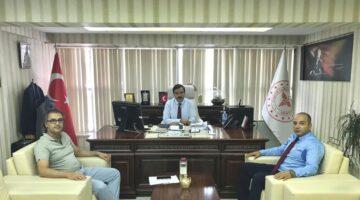 Eğitim ve Araştırma Hastanesi Başhekimliğine Atama Yapıldı