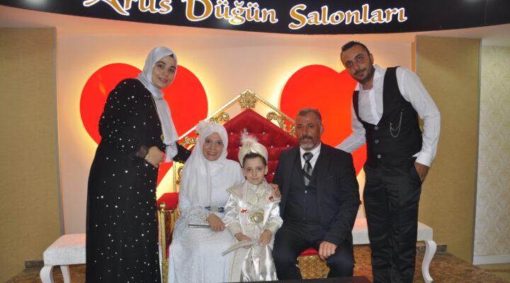 Umut Buğra'ya Muhteşem Sünnet Düğünü