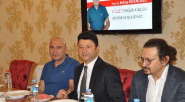 Ünlü Cerrah Prof.Dr.Battaloğlu Gözde Sağlık Grubu ile anlaştı