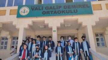 Galip Demirel Ortaokulu LGS şampiyonlarını Ağırladı