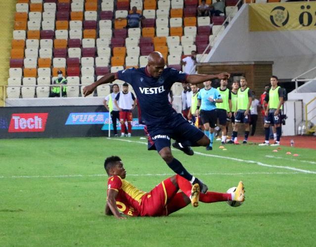 Yeni Malatyaspor: 1 Trabzonspor: 5