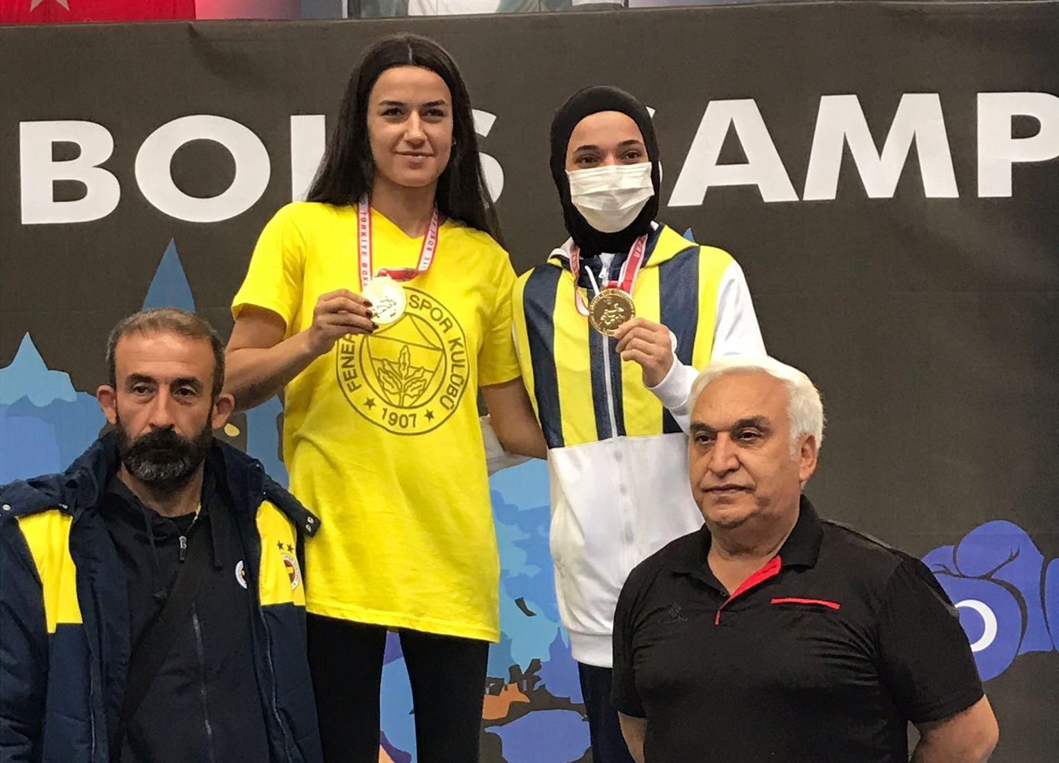 İki Malatyalı Bayan Sporcunun Büyük Başarısı