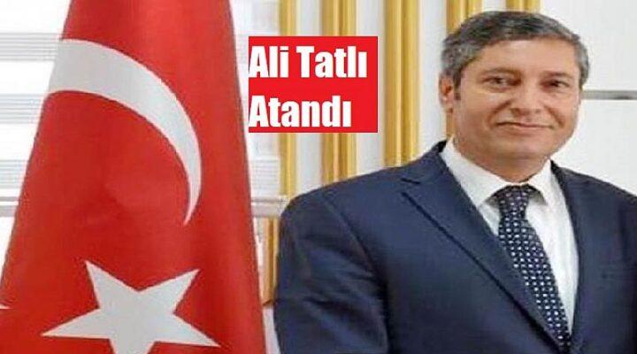 Ali Tatlı Balıkesir İl Milli Eğitim Müdürlüğüne atandı