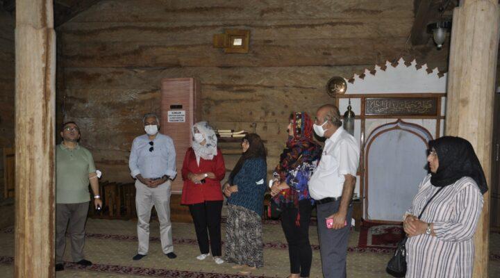 Türkiye'nin En Eski Ahşap Camisi: GÖĞCELİ CAMİ