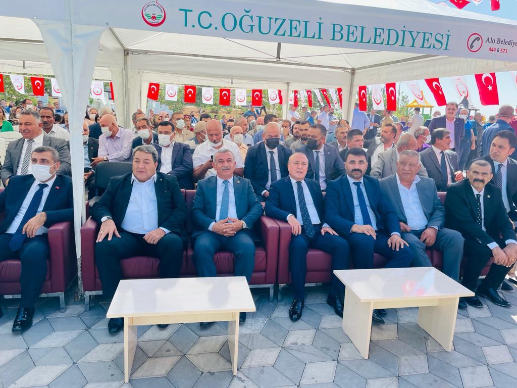 Milliyetçi Hareket Partisi Malatya İl Teşkilatı'ndan 1 Haftada 4 İlde Program