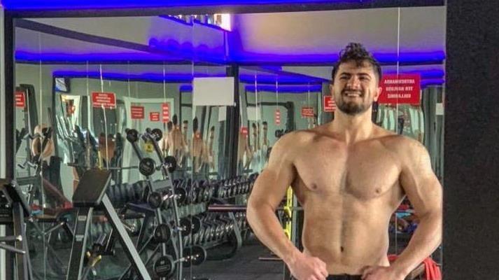 Malatyalı Sporcu Çapanoğlu Türkiye Vücut Şampiyonasında Malatya'yı Temsil Edecek