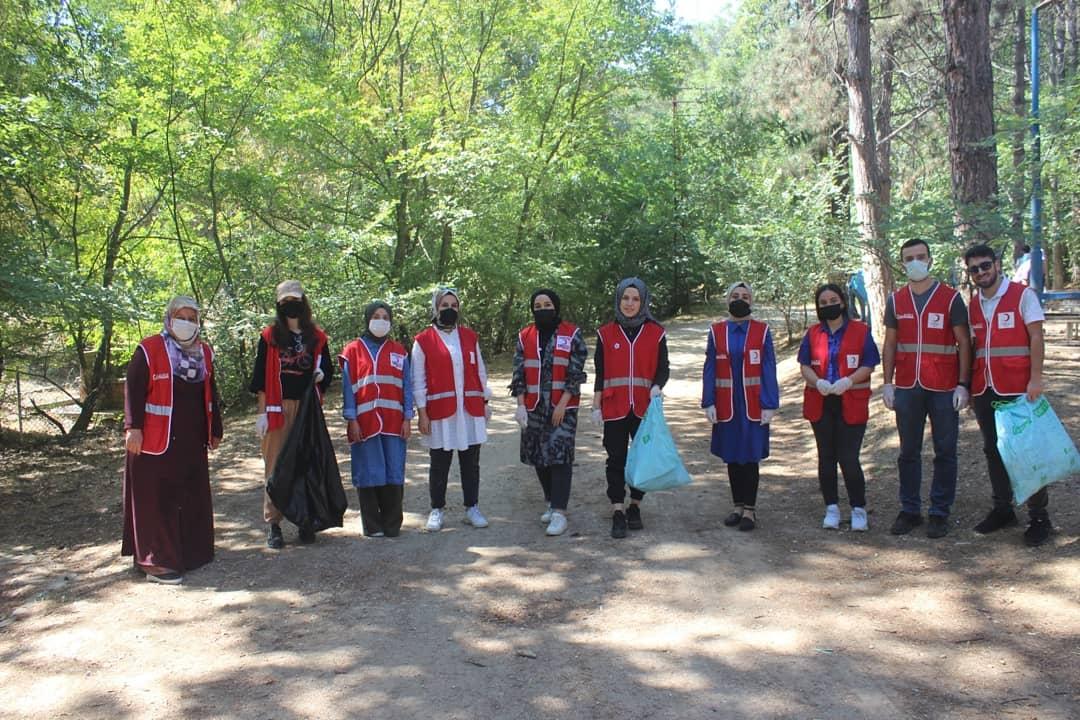 Türk Kızılay Malatya Şubesinin Kadın Teşkilatı ve Genç Kızılay'dan Anlamlı Etkinlik