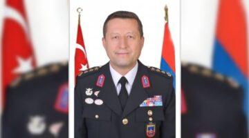 Malatya İl Jandarma Komutanı Göreve Başladı