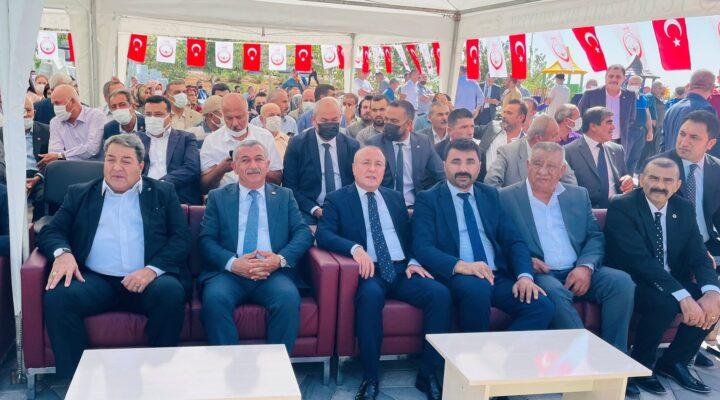 MHP'YE İLGİ GİDEREK ARTIYOR