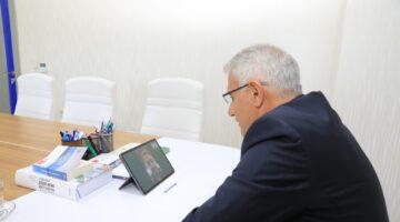 Başkan Güder'den Ampute Milli Takımına Tebrik