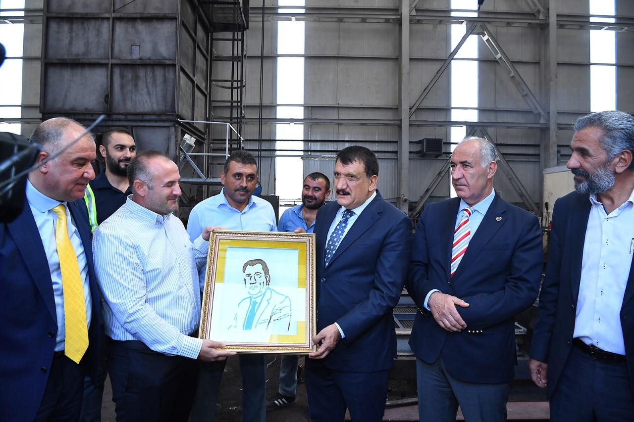 Hekimhan Madencilik Tesisleri Malatya'ya ve Ülkeye Katma Değer Katacak
