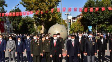 19 Eylül Gaziler Günü Etkinlikleri Düzenlendi
