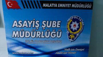 Malatya'da Hırsızlık Yaptı Osmaniye'de Yakalandı