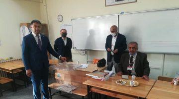 Türk Eğitim-Sen Malatya Şubesinde Fevzi Şahin Dönemi
