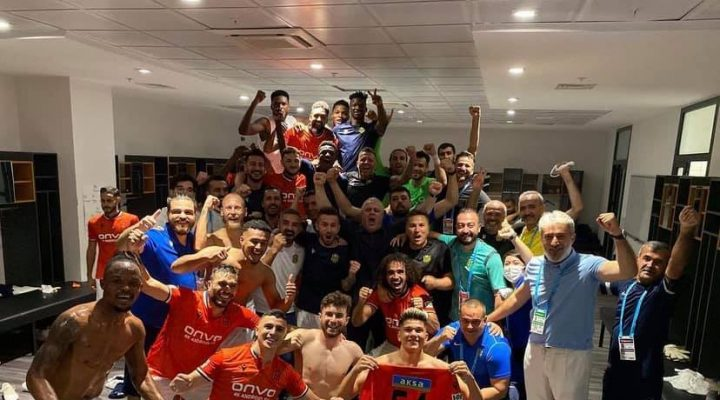 Malatya Seriye Dur Dedi :Adana Demirspor-ÖK Yeni Malatyaspor maç sonucu: 0-2