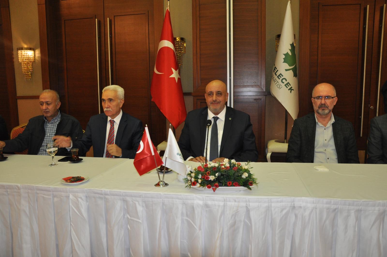 """Başkan Uçkan """"Malatya'yı Cazibe Merkezi ,Marka Şehir yapmayı hedefliyoruz """""""