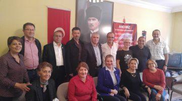 Memleket Partisi İlk Ziyaretini Atatürkçü Düşünce Derneğine Yaptı