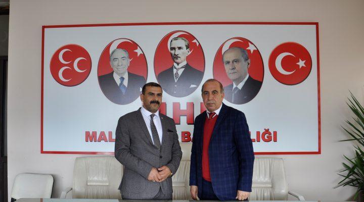 MHP Battalgazi İlçe Başkanı İlhan İlhan 21 Ekim Dünya Gazeteciler Günü nedeniyle mesaj Yayınladı