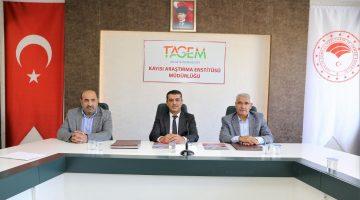 Battalgazi Belediyesi İle Kayısı Araştırma Enstitüsü Arasında İş Birliği Protokolü İmzalandı