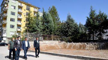 Gürkan: Malatya'ya Yakışır Bir Cumhuriyet Meydanı Kazandıracağız